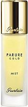 Düfte, Parfümerie und Kosmetik Make-up Fixiernebel mit Echinacea-Extrakt, Hyaluronsäure und Schutz vor Umwelteinflüssen - Guerlain Parure Gold Radiant Setting Spray