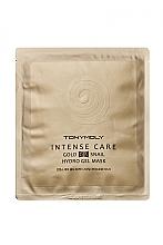 Düfte, Parfümerie und Kosmetik Hydrogel-Gesichtsmaske mit Schneckenschleimextrakt und Gold - Tony Moly Intense Care Gold 24K Snail Hydro Gel Mask