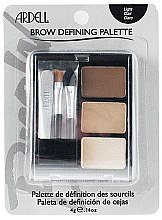 Düfte, Parfümerie und Kosmetik Augenbrauen-Make-up - Ardell Brow Defining Palette