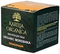 Düfte, Parfümerie und Kosmetik Feuchtigkeitsspendende Bio Gesichtscreme - Fratti HB Karelia Organica Organic Moroshka