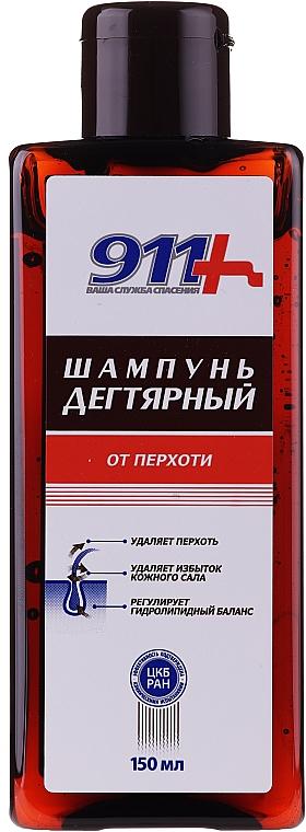 Anti-Schuppen Shampoo mit Birkenteer - 911