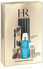 Düfte, Parfümerie und Kosmetik Helena Rubinstein Lash Queen Sexy Blacks Mascara - Augenpflegeset (Mascara 6.9ml + Make-up Entferner 50ml + Anti-Aging-Serum 3ml)