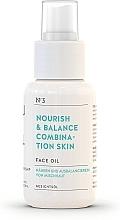 Düfte, Parfümerie und Kosmetik Nährendes und ausgleichendes Gesichtsöl für Mischhaut - You & Oil Nourish & Balance Combination Skin Face Oil