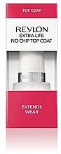 Düfte, Parfümerie und Kosmetik Gel Nagelüberlack - Revlon Extra Life No Chip Top Coat Extends Wear