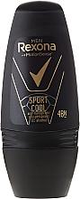 Düfte, Parfümerie und Kosmetik Deo Roll-on Antitranspirant - Rexona Men Sport Cool Roll-On