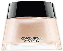 Düfte, Parfümerie und Kosmetik Feuchtigkeitsspendende getönte Gesichtscreme - Giorgio Armani Crema Nuda Supreme Glow Reviving Tinted Cream