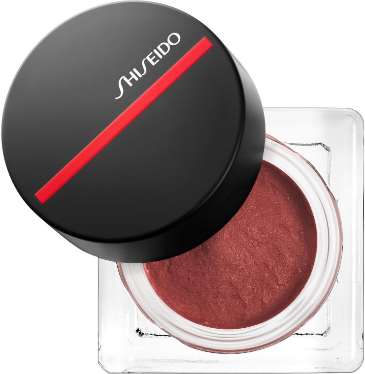 Mousse-Rouge - Shiseido Minimalist Whipped Powder Blush