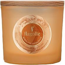 Düfte, Parfümerie und Kosmetik Duftkerze im Glas Erfrischender Zimt - Flagolie Fragranced Candle Cinnamon Refreshing