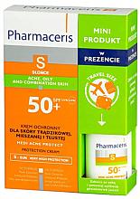 Düfte, Parfümerie und Kosmetik Gesichtspflegeset - Pharmaceris S (Gesichtscreme 50ml + Gesichtscreme 15ml)