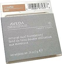 Düfte, Parfümerie und Kosmetik Kompakt-Foundation - Aveda Inner Light Mineral Dual Foundation SPF12