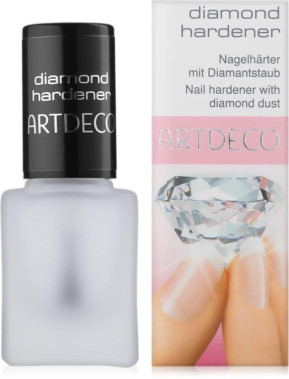 Nagelhärter mit Diamantstaub - Artdeco Diamond Hardener — Bild N1