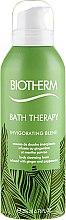 Düfte, Parfümerie und Kosmetik Energiespendender Duschschaum mit Ingwer und Minze - Biotherm Bath Therapy Invigorating Blend Shower Foam