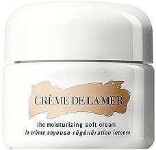 Düfte, Parfümerie und Kosmetik Sanfte regenerierende und feuchtigkeitsspendende Gesichtscreme für trockene und Mischhaut - La Mer Moisturizing Soft Cream