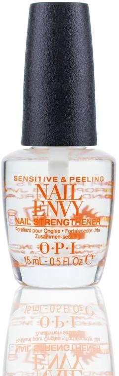 Lack für empfindliche Nägel mit Vitamin E - O.P.I Nail Envy Sensitive & Peeling — Bild N1
