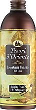 Düfte, Parfümerie und Kosmetik Tesori d`Oriente Vaniglia E Zenzero Del Madagascar - Badeschaum