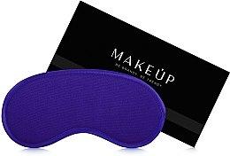 Düfte, Parfümerie und Kosmetik Schlafmaske Classic indigoblau - MakeUp