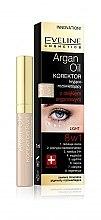 Düfte, Parfümerie und Kosmetik 8in1 Concealer mit Arganöl - Eveline Cosmetics Argan Oil
