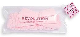 Düfte, Parfümerie und Kosmetik Kosmetisches Haarband rosa - Revolution Skincare Pretty Pink Hair Band