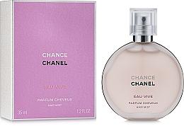 Düfte, Parfümerie und Kosmetik Chanel Chance Eau Vive - Parfümiertes Haarspray