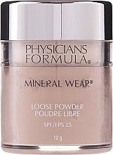 Düfte, Parfümerie und Kosmetik Loser Mineralpuder mit LSF 16 - Physicians Formula Mineral Wear Loose Powder SPF 16