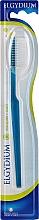 Düfte, Parfümerie und Kosmetik Zahnbürste weich Classic blau - Elgydium Classic Soft Toothbrush