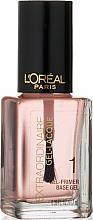 Düfte, Parfümerie und Kosmetik Gel-Primer - L'Oreal Paris Extraordinaire Gel-Lacque Gel Primer 1
