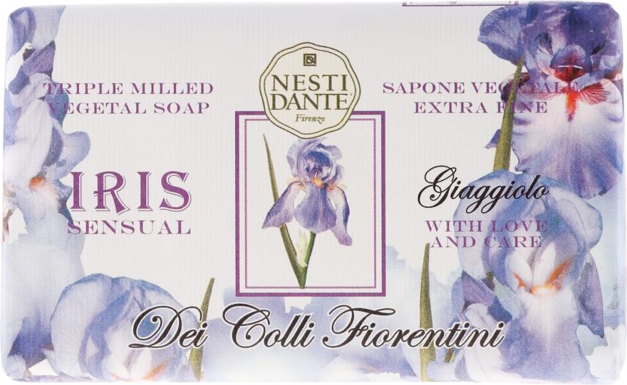 Naturseife Iris - Nesti Dante Sensual Soap Dei Colli Fiorentini Collection