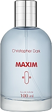 Christopher Dark Maxim - Eau de Toilette — Bild N1