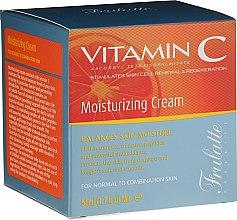 Düfte, Parfümerie und Kosmetik Feuchtigkeitsspendende Gesichtscreme mit Vitamin C - Frulatte Vitamin C Moisturizing Cream