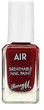 Düfte, Parfümerie und Kosmetik Nagellack - Barry M Air Breathable Nail Paint