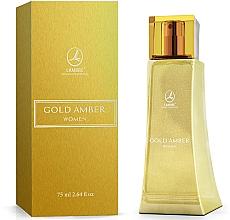 Düfte, Parfümerie und Kosmetik Lambre Gold Amber Women - Eau de Parfum