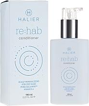Düfte, Parfümerie und Kosmetik Normalisierender Conditioner für fettiges Haar - Halier Re:hab Conditioner