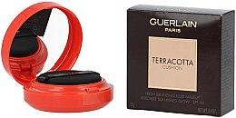 Düfte, Parfümerie und Kosmetik Bronzierpuder - Guerlain Terracotta Cushion Fresh Bronzing Fluid Makeup SPF 20
