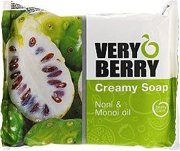 Düfte, Parfümerie und Kosmetik Cremeseife - Very Berry Noni & Monoi Oil
