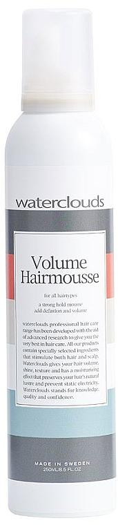 Haarmousse für mehr Volumen starker Halt - Waterclouds Volume Hair Mousse — Bild N1