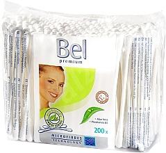 Düfte, Parfümerie und Kosmetik Wattestäbchen mit Aloe Vera und Provitamin B5 200 St. - Bel Premium Cotton Buds