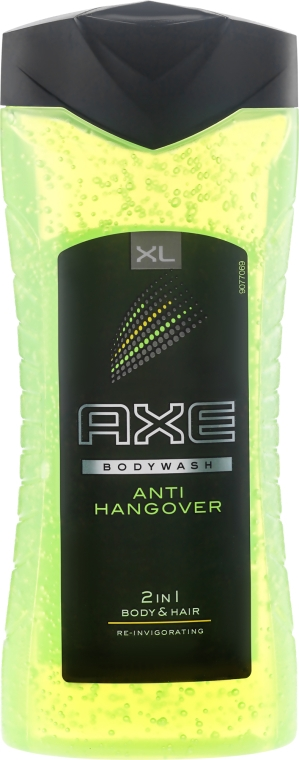 Anti-Kater-Duschgel - Axe Shower Gel Anti-Hangover — Bild N1