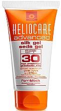 Düfte, Parfümerie und Kosmetik Sonnenschutzgel für das Gesicht SPF 30 - Cantabria Labs Heliocare Advanced Silk Gel SPF30