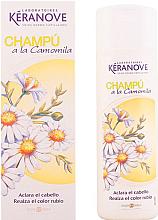 Düfte, Parfümerie und Kosmetik Shampoo mit Kamille - Eugene Perma Keranove Camomile Shampoo