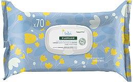 Düfte, Parfümerie und Kosmetik Kinder-Feuchttücher mit Ringelblume - Klorane Bebe Gentle Cleansing Wipes