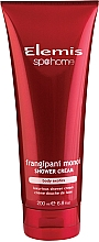 Düfte, Parfümerie und Kosmetik Luxuriöses Duschgel - Elemis Frangipani Monoi Shower Cream