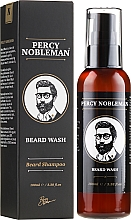 Düfte, Parfümerie und Kosmetik Bartshampoo - Percy Nobleman Beard Wash