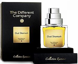 Düfte, Parfümerie und Kosmetik The Different Company Oud Shamash - Eau de Parfum