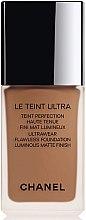 Düfte, Parfümerie und Kosmetik Langanhaltende Foundation LSF 15 - Chanel Le Teint Ultra Foundation SPF 15