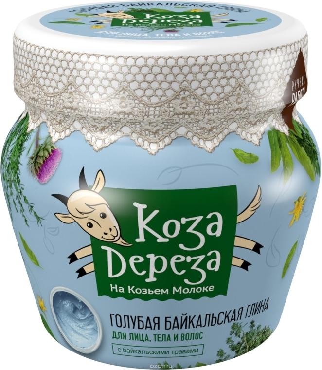 Blauer Baikal-Ton für Gesicht, Körper und Haar - Fito Kosmetik Koza Dereza