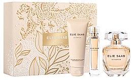 Düfte, Parfümerie und Kosmetik Elie Saab Le Parfum - Duftset (Eau de Parfum/90ml + Eau de Parfum/10ml + Körperlotion/75ml)