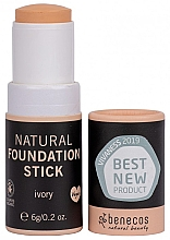 Düfte, Parfümerie und Kosmetik Foundation-Stick - Benecos Natural Foundation Stick