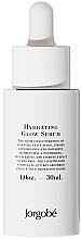 Düfte, Parfümerie und Kosmetik Feuchtigkeitsspendendes, straffendes und pflegendes Gesichtsserum für mehr Glanz - Jorgobe Hydrating Glow Serum