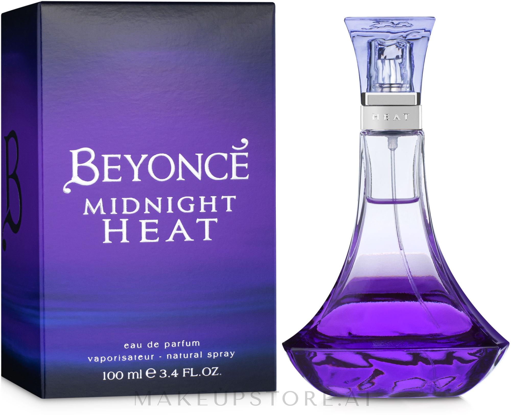 Beyonce Midnight Heat - Eau de Parfum — Bild 100 ml