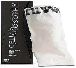 Düfte, Parfümerie und Kosmetik Tiefenreinigender Peeling-Handschuh für das Gesicht - Dr. Spiller Cellosophy Skin Refining Glove